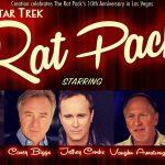 """STAR TREK """"RAT PACK"""" STLV 2019"""